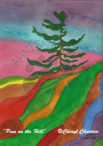 Pine on the Hill - SOLD