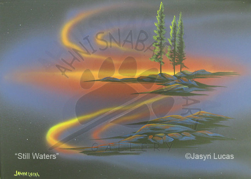 Still Waters -SOLD