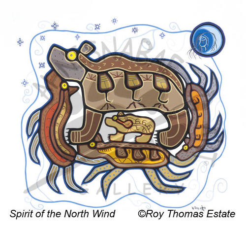 Spirit of the North Wind