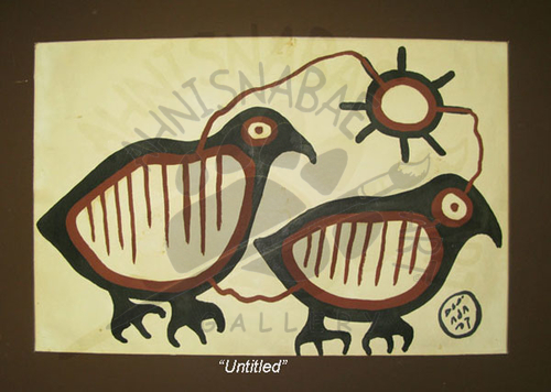 1965 Untitled (Birds) SOLD