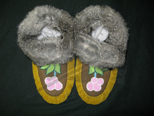 Women's Moccasins - SOLD