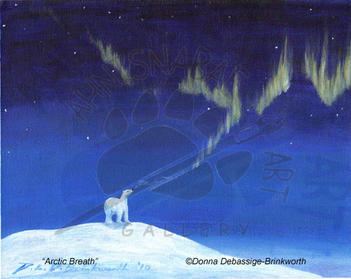 Arctic Breath - SOLD